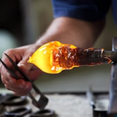 Fabricación de vidrio